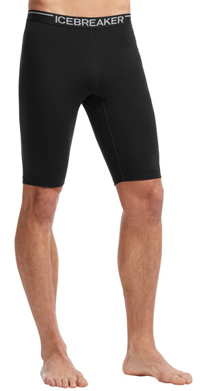 Icebreaker Zone Shorts Men black/monsoon/black
